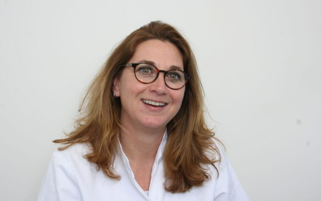 Nieuw gezicht aan de balie:Cécile Schipper
